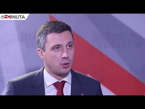 Boško Obradović: Niš je epicentar obračuna klanova unutar SNS