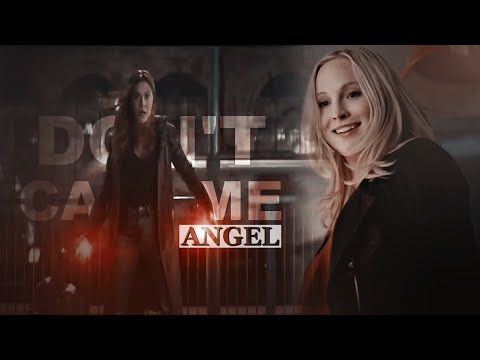 Don't Call Me Angel || Multifemale