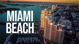 Drone MIAMI, FLORIDA- Earth From Above 4k