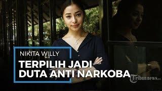 Nikita Willy Dinobatkan Jadi Duta Anti Narkoba, Siap Ditugaskan Kampanye ke Berbagai Kampus
