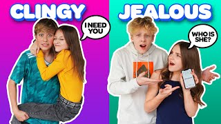 Different Types of GIRLFRIENDS In RELATIONSHIPS **Funny Couples Challenge** 🔐 ❤️ | Piper Rockelle