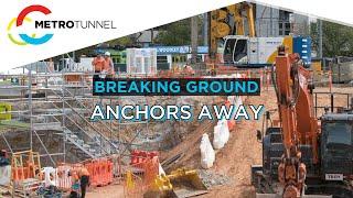 Breaking Ground: Anzac Station