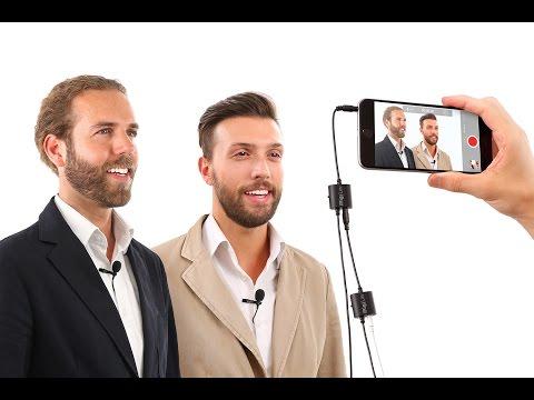 IK Multimedia iRig Mic Lav (Interview / Vortrag)