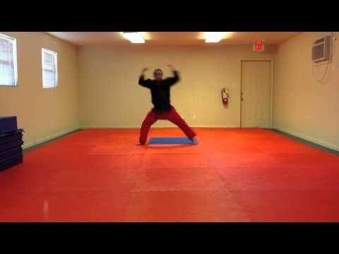Toi-Gye Tae Kwon Do Form
