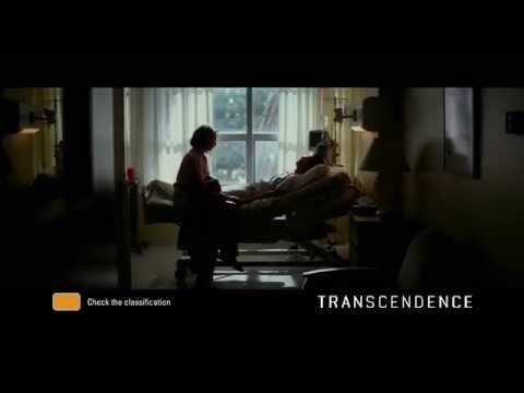 Transcendence (International TV Spot 'The Threat Is Real')