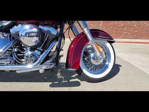2016 Harley-Davidson Softail® Deluxe in Ames, Iowa - Video 1