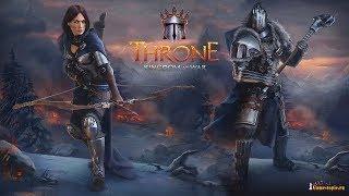 Браузерная игра Throne Kingdom at War Gameplay