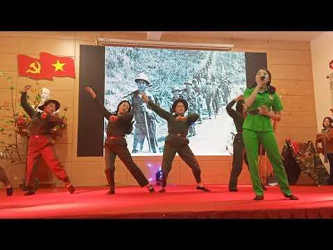 Liên khúc: Bài ca bên cánh võng, cô gái mở đường - Do cô giáo Nguyễn Thị Nhung Trường Thị trấn Quốc Oai A