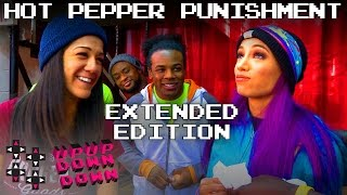 Sasha's Hot Sauce-Covered Hot Pepper Punishment: Extended Edition! — Expansion Pack
