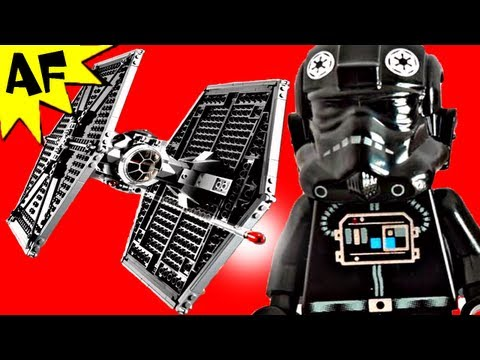 Vidéo LEGO Star Wars 9492 : TIE Fighter