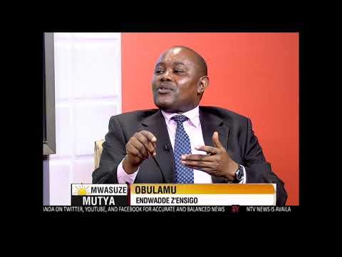 NTV Mwasuze Mutya: Endwadde z'ensigo | Dr Charles Kabugo