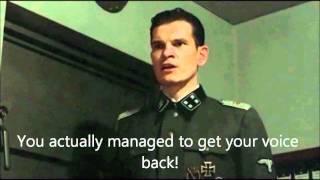 Hitler's voice problem PART 2