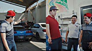 EL AUTO CH0CAD0 DE MI HERMANA   LOS TOYS