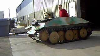 E-25 Tank part3.wmv