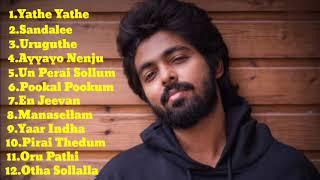 G.V.Prakash Songs Tamil.....