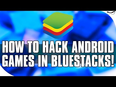 How to Hack Android Games in BlueStacks with Cheat Engine!