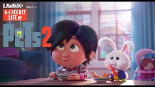 The Secret Life Of Pets 2   Character Personality - Now on 4K, Blu-ray, DVD & Digital