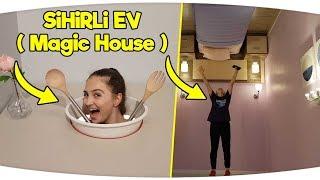 Sihirli Ev Magic House - Star Park da çok eğlenceli bir akşam geçirdik!! Fenomen Tv Vlog