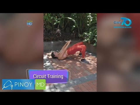 [GMA]  Pinoy MD: Outdoor exercises with Gardo Versoza and Solenn Heussaff!