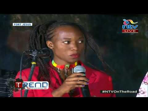 #theTrend: The all female band from Mombasa, Juukua Band