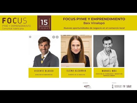 Sesión Nuevas oportunidades de negocio en el comercio tradicional - Focus Pyme Baix Vinalopó 20[;;;][;;;]