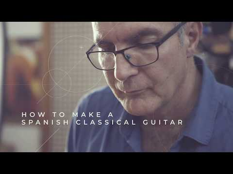 Sneak peek of the On Line Guitar Making Course - YouTube