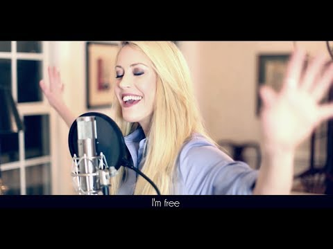 "Disney's Frozen ""Let It Go"" - Idina Menzel (Cover by Elizabeth South) - with Lyrics"