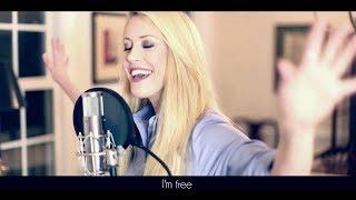 "Disney's Frozen ""Let It Go""   Idina Menzel (Cover By Elizabeth South)   With Lyrics"