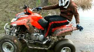 preview picture of video '4kolky ATV jako na koni'