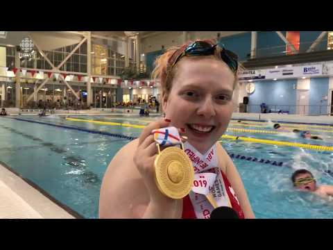 This woman went from 'struggling' in foster homes to Special Olympic Gold
