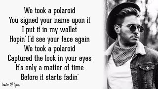 Jonas Blue - POLAROID (Lyrics) ft. Liam Payne, Lennon Stella