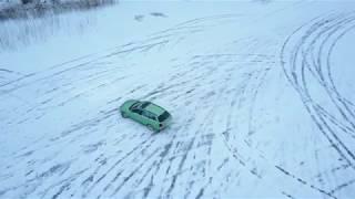 Männiku jäärada (ice drift) 2018