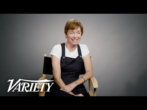 Julianne Nicholson on 'Mare of Easttown' and Kate Winslet