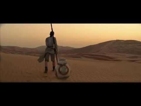 《星際大戰七部曲:原力覺醒》最新預告公開!