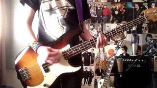 Angels And Airwaves - Tremors Bass Cover