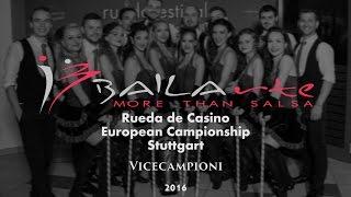 BAILArte - Rueda European Championship - Stuttgart 2016 (aftermovie)