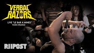 "Verbal Razors - [Live ""Le Bar à Mines"" 2017]"