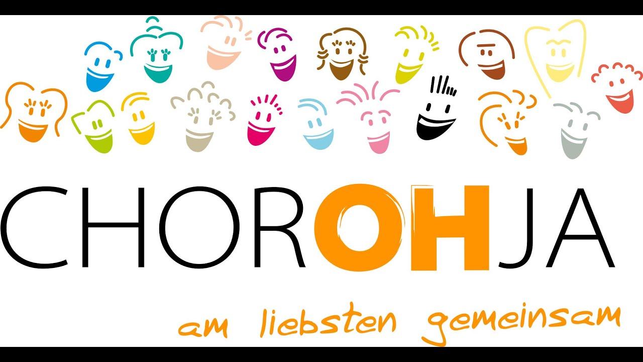 ChorOhJa - am liebsten gemeinsam | Unsere Einladung zur Mitwirkung