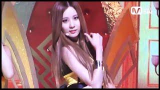 [1080p] 140918 [SNSD] Seohyun (TTS) Girls' Generation / Adrenaline & Holler - M! Countdown