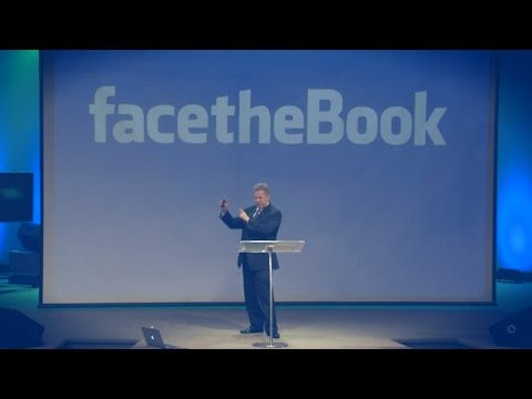"""Friendship: Face The Book"" – Pastor Raymond Woodward"