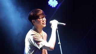 20170617 정준일(JOONIL JUNG) - 첫 눈(The First Snow / 도깨비 OST) @SLOW Festival (스마일 러브 위캔드)
