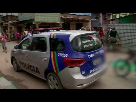 Jovem é morto a tiros por dois homens em uma moto em Olinda