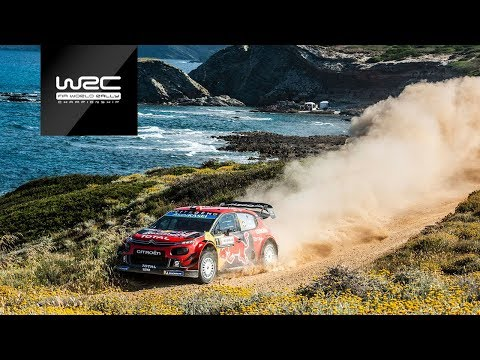 WRC - Rally Italia Sardegna 2019: TOP 5 Moments!