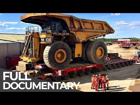 Extremely Heavy Mining Truck | Mega Transports | Free Documentary