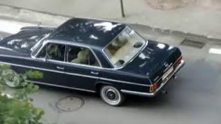 preview picture of video 'Gołdap - przejazd starych samochodów'