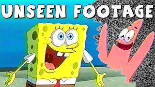 RARE Spongebob Footage You Haven't Seen