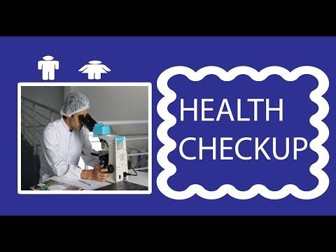 Health Checkup Tips