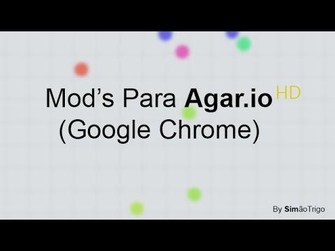 Como colocar mods no Agar.io através do Google Chrome [2015] [HD]