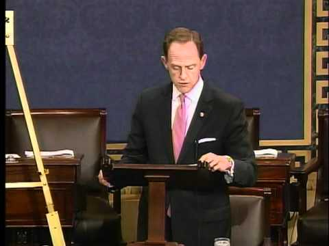Sen. Toomey's floor remarks on debt limit
