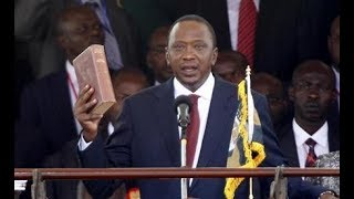 President Uhuru Kenyatta to take second oath of office